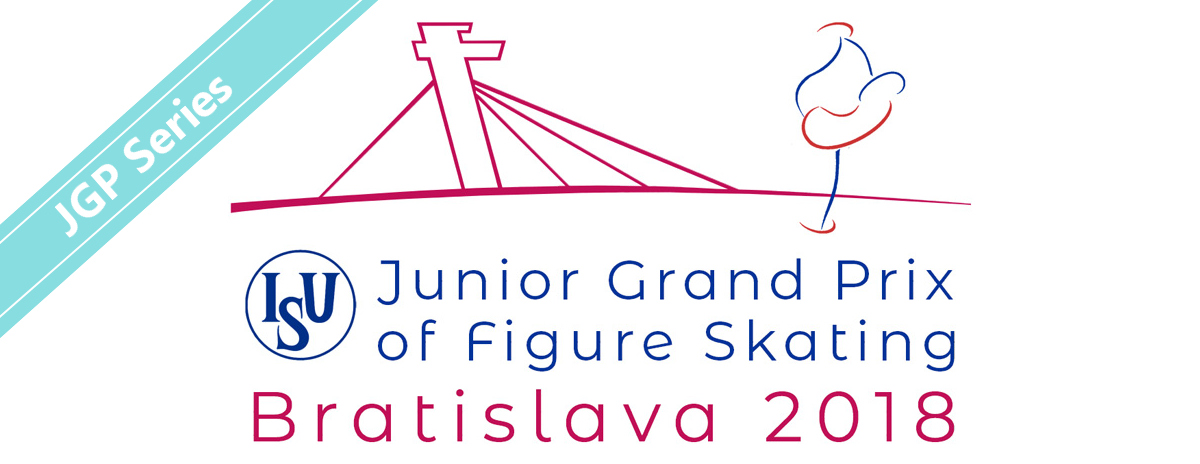 [2018] JGP Bratislava (22.08 - 25.08)