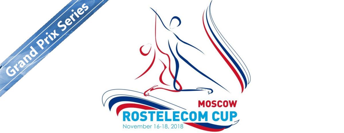 ISU Grand Prix Series - Rostelecom Cup 2018