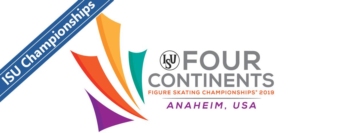 Four Continents Championships - Men FS