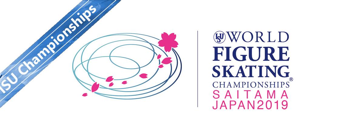 World Figure Skating Championships - Saitama 2019