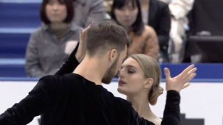 2019 WTT: Ice Dance RD (No Commentary)