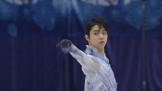2019 NHK Trophy - Yuzuru Hanyu SP (No commentary)