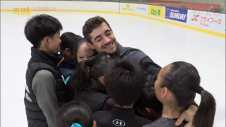 Javier Fernandez - Miracle Lesson (跡のレッスン) 05/01/2020