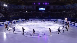 2020 4CC - Gala Ending (JSports Commentary)