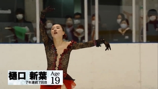 2020 Japanese Nationals - Ladies' Participants Comments (before competition) FujiTV