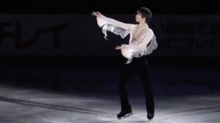 2020 Medalists on Ice (FujiTV)