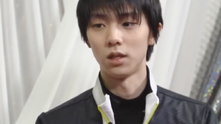 2019/03/24 Hanyu Yuzuru commentates: Origin, Banquet, Gala interview and more (S-Park)
