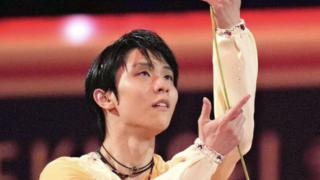 2021 Worlds - Yuzuru Hanyu EX Hana Wa Saku (No Commentary)