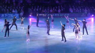 Stars on Ice (SOI) 2021 Hachinohe Day 3
