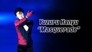 Yuzuru Hanyu 羽生結弦 — Masquerade (4K) (Eng Sub)  / DOI 2021